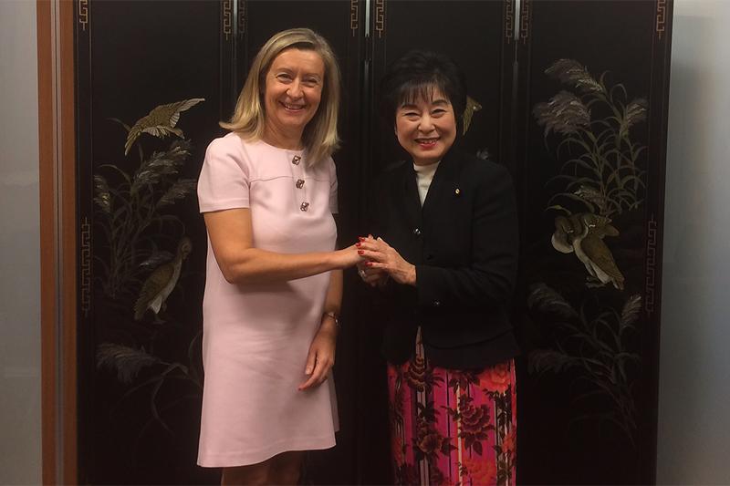 Rencontre franco japonais
