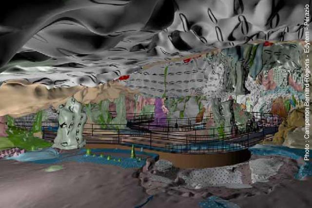 ショーヴェ洞窟の画像 p1_15