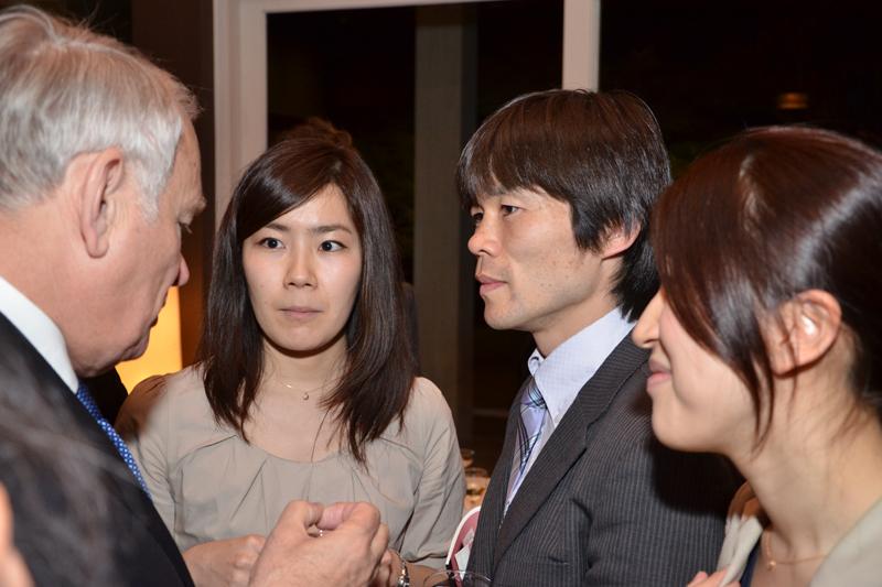 Rencontre avec japonais france