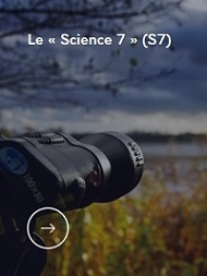 Le « Science 7 » (S7) - JPEG