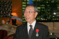 M. Toshiaki Yashima, chairman honoraire de Tohoku Electric Power Company
