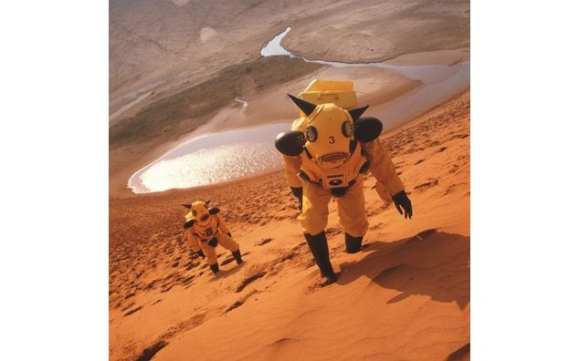 Atom Suit Project – Desert, 1998