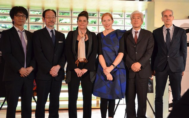 © Ambassade de France au Japon/在日フランス大使館
