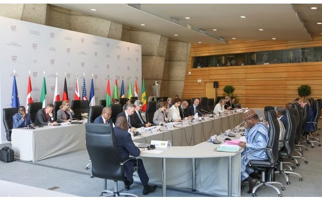 Development/Education Ministers' work session