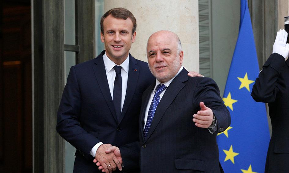 イラクのアバーディー首相がパリ...