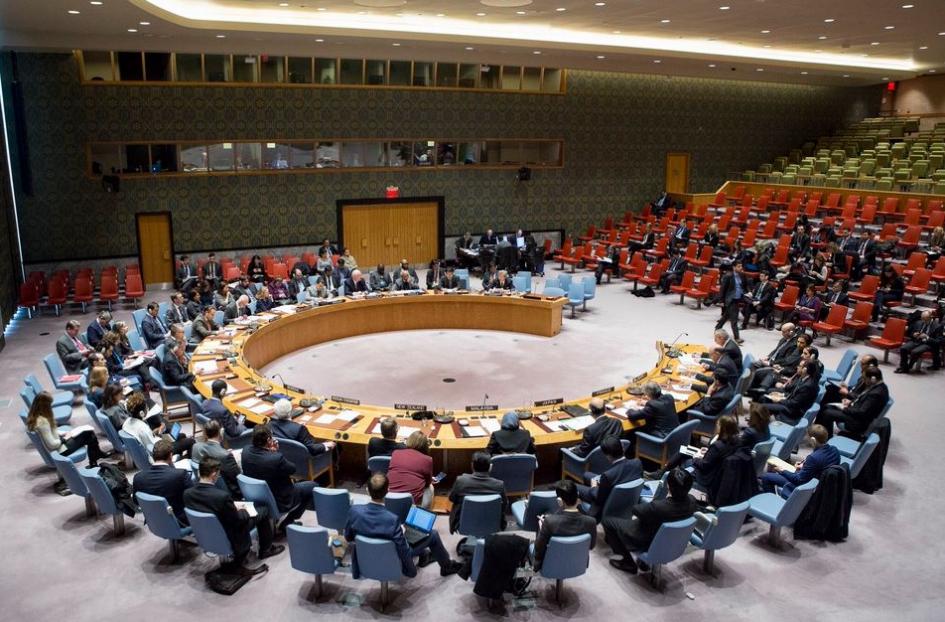 北朝鮮-国連安全保障理事会による新たな制裁決議採択 [fr]